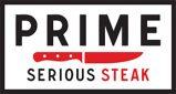Prime Serious Steak logo